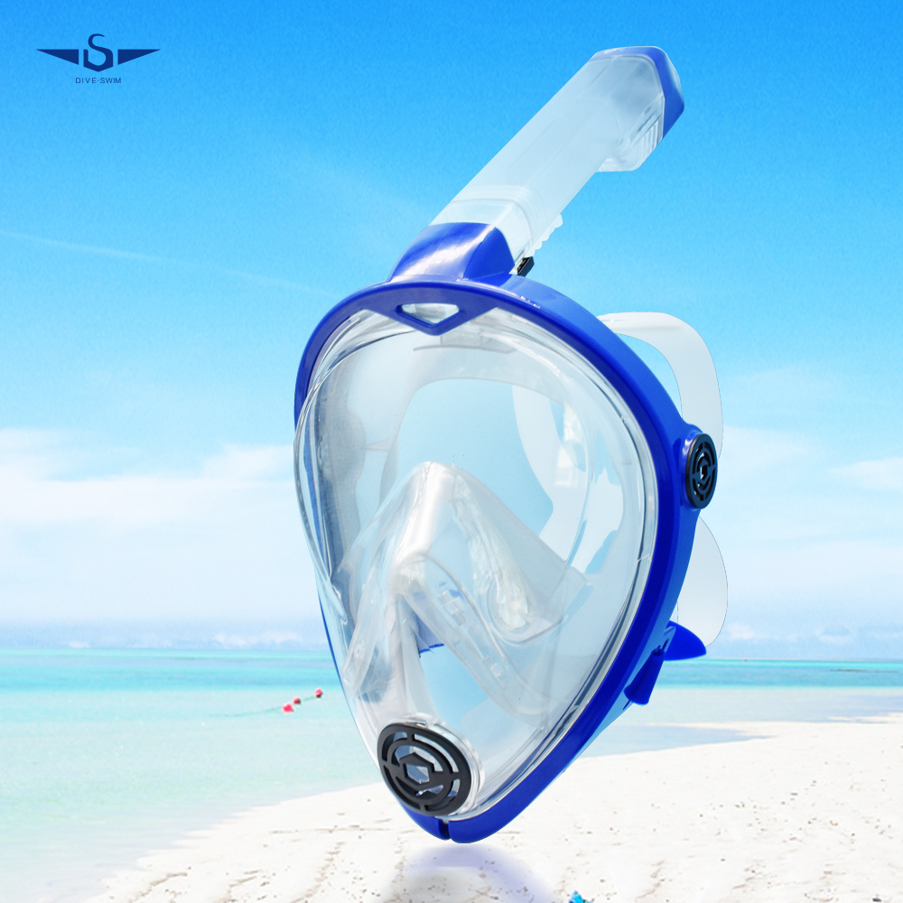 New Full Face Snorkel Mask FM101